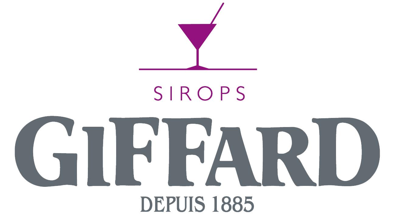 LOGO GIFFARD SIROPS