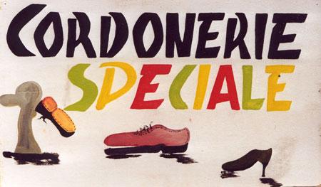 Cordonerie-special