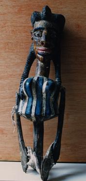 Marionnette-femme-Mali