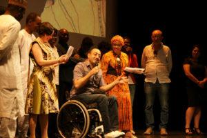 Cérémonie d'ouverture @ Grand Théâtre