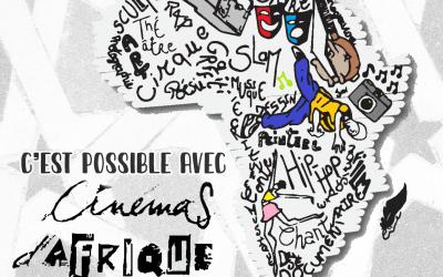 Envie de bouger, de t'exprimer et de partager sur l'Afrique ?