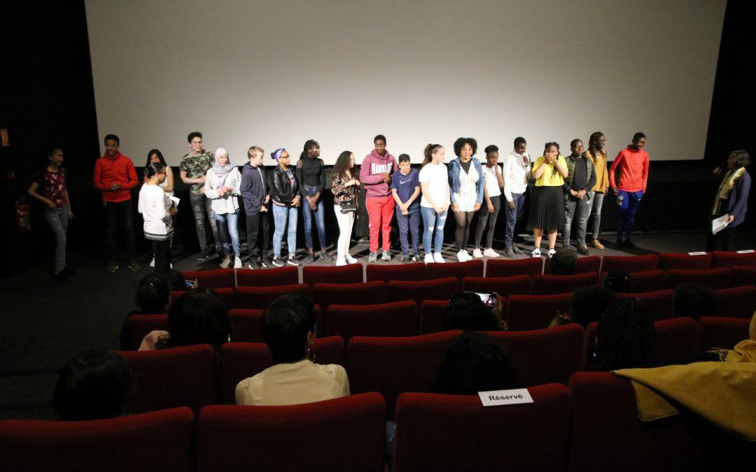 """Tournage du projet """"Afrique en films"""""""