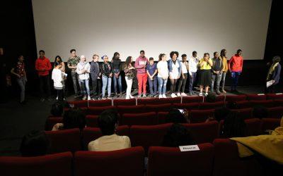 Tournage du projet «Afrique en films»