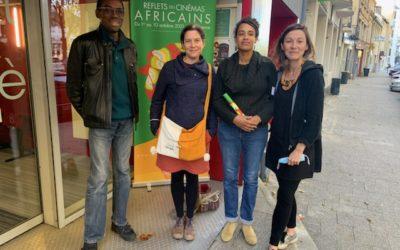 Cinémas d'Afrique au festival des reflets des cinémas africains